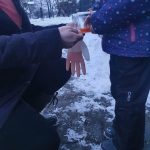 Experiment Eishände