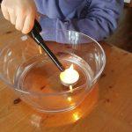 Kerzenexperiment