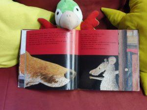"""Bilderbuch: """"Die Pipliothek"""""""